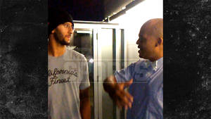 Colin Kaepernick -- Cornered Over Cam Newton ... 'We Ain't the Same Person'