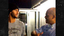 Colin Kaepernick -- Cornered Over Cam Newton ... 'We Ain't the Same Person' (VIDEO)