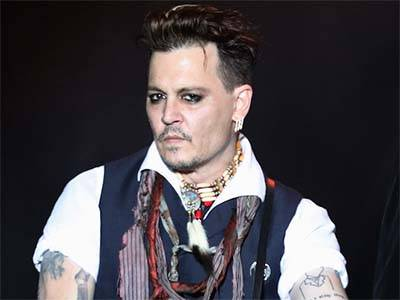 Johnny Depp Emerges in Candid Pic ... And His Looks Have Changed DRASTICALLY Since Abuse Allegations