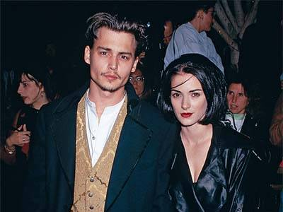 In EXTREMELY Rare Interview, Winona Ryder, Johnny Depp's Ex, Speaks Out on Their Tumultuous…