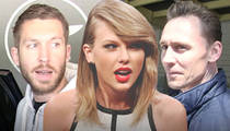 Calvin Harris: Taylor Meeting Tom's Mom Is a Joke ... Just Ask MY Mom