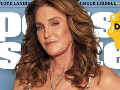 See Caitlyn Jenner Go Nude for Sports Illustrated Cover ... Well, Kinda