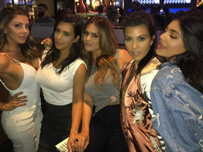 See Inside Khloe Kardashian's WILD Birthday Bash -- Check Out ALL the Party Pics!