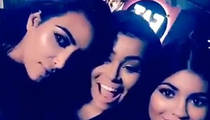 Kylie Jenner, Blac Chyna, Kim K: We're All One Big Happy Family