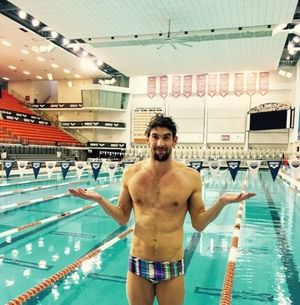 Michael Phelps' Shirtless Snaps