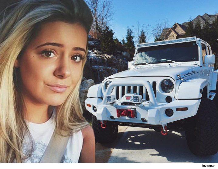 Kim Zolciak -- I'm Not Selling My 'Lazy' Daughter's Car (PHOTO)