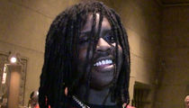Chief Keef -- My New House Comes With Unlimited Rolling Papers (PHOTO)