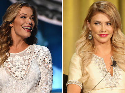 Brandi Glanville Vs. LeAnn Rimes -- The Latest Development in This Feud Is INSANE!