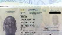 Thon Maker's H.S. Coach -- Passport PROVES He's Really 19 ... See For Yourself!