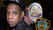 Jay Z Recordings -- Engineer Wants $220 MILLION ... NY & L.A. Cops Ripped Me Off!