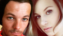 Louis Tomlinson, Baby Mama -- Custody Fight Over His Girlfriend