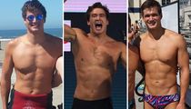 ESPN Body Issue Hottie Nathan Adrian ... Check Out the Swimmer's Shirtless Shots