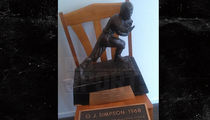 O.J. Simpson -- Man Convicted In Missing Heisman Caper