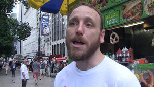 Joey Chestnut -- Hot Dog Revenge ... I'll Get My Title Back!!!