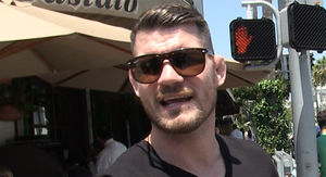 UFC Champ Michael Bisping -- Brock Lesnar Will…