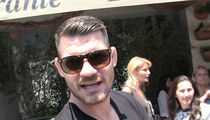 UFC Champ Michael Bisping -- Brock Lesnar Will LOSE At UFC 200 ... BY KNOCKOUT (Video)