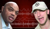 Charles Barkley -- I Tried to Save Johnny Manziel ... I Failed.