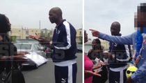 Chad Ochocinco -- Ambushed with Child Support Lawsuit ... Chad Calls It Unfair (VIDEO + PHOTO GALLERY)