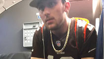 Johnny Manziel -- Sobriety Starts .... TODAY!