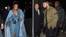 Rihanna and Drake -- The Evidence Mounts (PHOTOS)