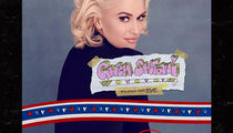Gwen Stefani -- 4th of July Concert Fire Sale