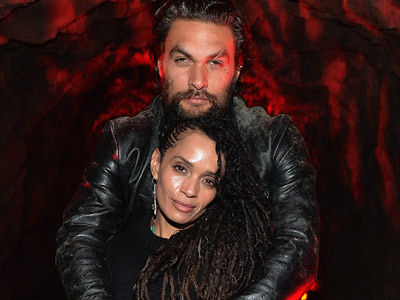 Jason Momoa & Lisa Bonet's Son Crashes Comic-Con -- WOW, Wait'll You See Rare Pic of This Kid!