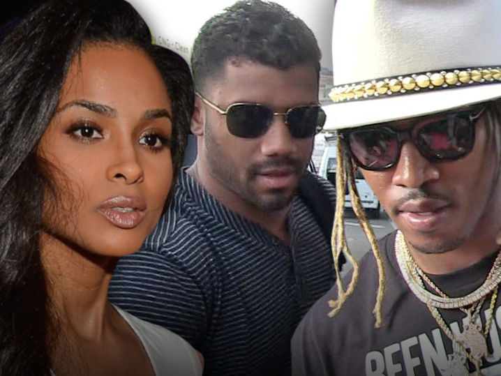 Ciara -- I'm Worried Future Will Murder Russell Wilson