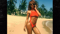 Teyana Taylor -- God Breast America (PHOTOS)