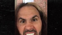 Matt Hardy -- CM Punk Losing UFC Debut? ... 'Strong Possibility' (VIDEO)