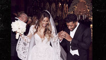 Ciara & Russell Wilson -- MARRIED!!! (PHOTOS)