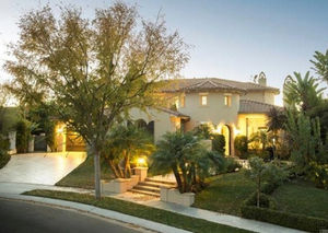 Khloe Kardashian's Calabasas Rental For Sale