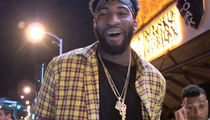 NBA's Andre Drummond -- The Warriors Have a Big (Man) Problem ... But I Respect 'Em (VIDEO)