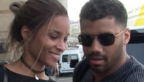 Russell Wilson & Ciara -- Officially Married Before Castle Wedding