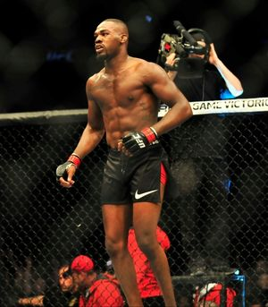 Jon Jones -- Fight Photos
