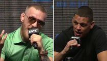 Conor McGregor -- Nate Diaz Is Just Another 'Ugly Mexican Southpaw' (VIDEO)
