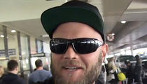 Burt Jenner -- It's A Boy! (PHOTO)