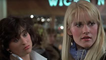 Hilly and Deb in 'Weird Science': 'Memba Them?
