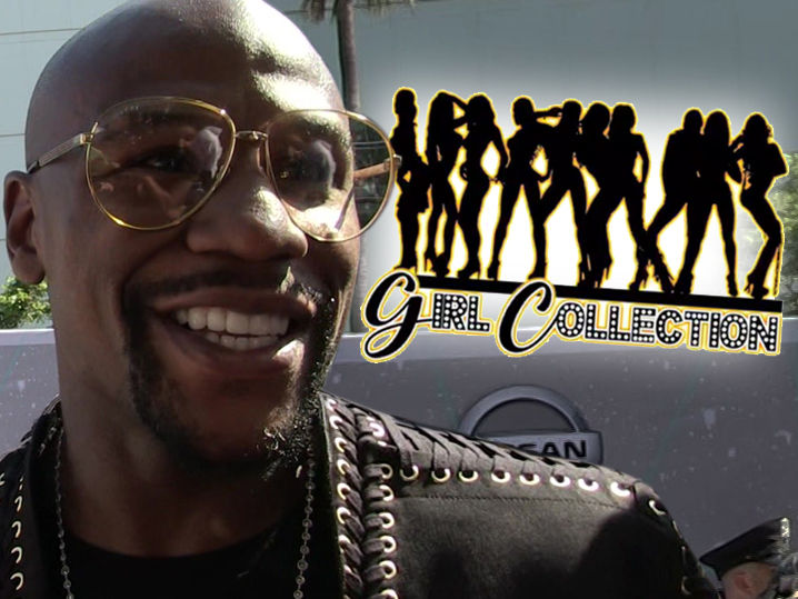 floyd girls Floyd mayweather's strip club visits won't stop now mayweather will be at girls collection every day, even on the day of the fight against conor mcgregor.