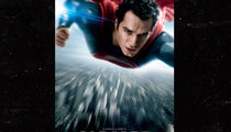 'Man of Steel' -- Film Critic Gets Death Threats ... LAPD Investigating (VIDEO)