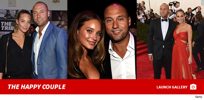 0710-derek-jeter-hannah-davis-happy-couple-sub-gallery-launch-GETTY-01