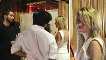 Brandi Glanville -- Rejected By Nice Guy (VIDEO)