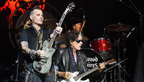 Joe Perry -- Collapses During Concert ... Possible Cardiac Arrest