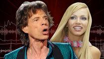 Nikki Ziering -- I Should Have Banged Mick Jagger