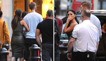 Calvin Harris & Nicole Scherzinger -- We Went As Far As We Felt Like Going (PHOTOS)