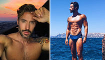 Gay 'Bachelor' -- A Rose with a Hose (PHOTO GALLERY)