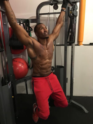 Quincy Chad's Shirtless Shots