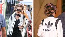 Gigi Hadid -- My Jacket's Personal (PHOTOS)