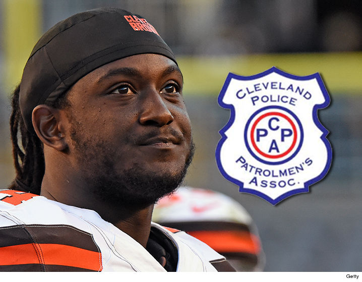 Isaiah Crowell Arrested