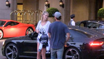Patrick Schwarzenegger -- I Got Serious Game When It Comes To Chicks (VIDEO)