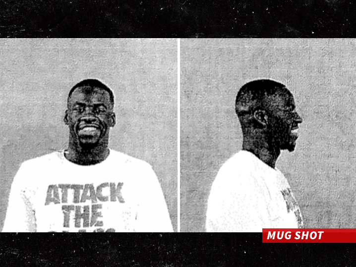 Draymond Green's arrest the result of two-day feud
